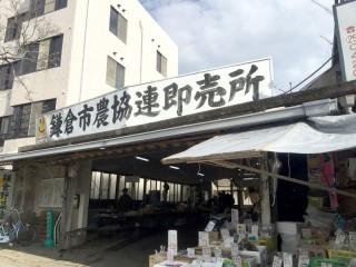 鎌倉野菜・直売所