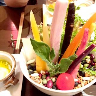 鎌倉野菜サラダ