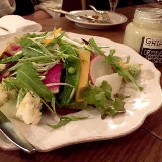 オーガニック・サラダ
